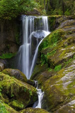 Weaving Falls by DroneVue360