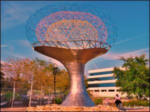 sculpture by Ed Bravo