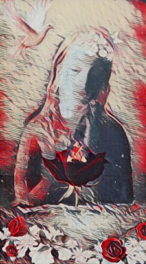 Spirit of the Virgin by Eddie Russell