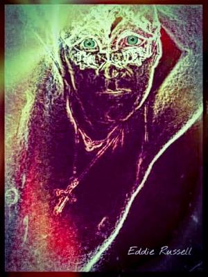 Hiding faith behind a mask by Eddie Russell