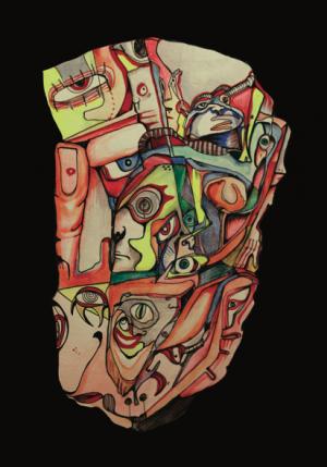 caos by Elisa Montero