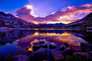 Sunset by Elsa