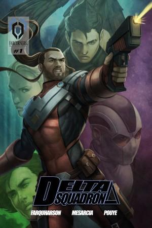 Delta Squadron 1: Hegemony by FarCorners Studios