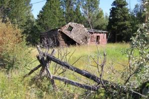 Chilcotin Homestead by Forgotten British Columbia