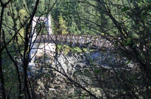 The Original Alexandra Bridge by Forgotten British Columbia