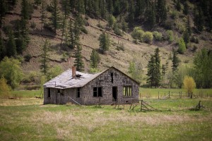 Deadman Valley Homestead by Forgotten British Columbia