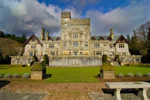 Hatley Castle, National Historic Site by Forgotten British Columbia