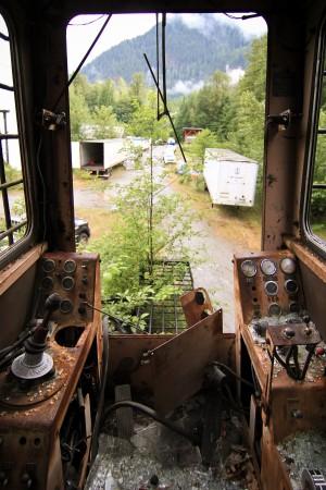 Landing 3, Elaho Valley by Forgotten British Columbia