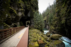 Othello Tunnels by Forgotten British Columbia