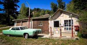 Self Serve, Robson BC by Forgotten British Columbia