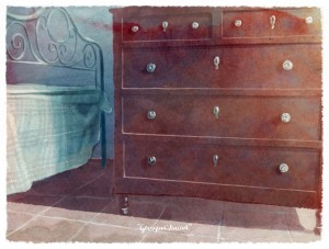 Chest of drawers by Georgina Vincent