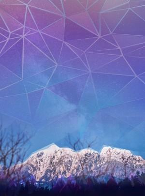 Kaleidoscope Sky by Gina Lis