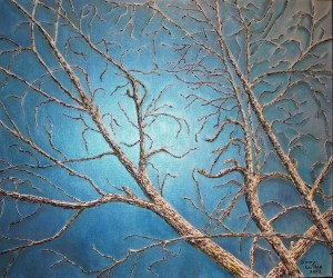 Branch Illusion by Ginny Wilkie
