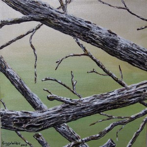 Branches Squared by Ginny Wilkie