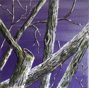 Branches 10 squared 2 by Ginny Wilkie