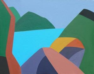 Coastal Patterns -3 by Gregg Simpson