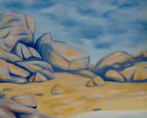 Cote de Granite Rose by Gregg Simpson