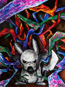 Rainbow Thiccachu Edited by HAIKI