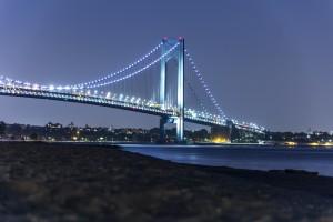 The Verrazano Bridge by Hidden Grid