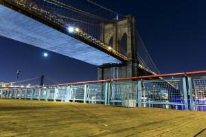 The Brooklyn Bridge 0 by Hidden Grid