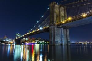 The Brooklyn Bridge 2 by Hidden Grid
