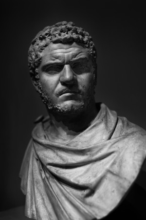 Caracalla by Ira Silence