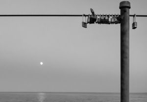 Locked in the Pale Moonlight by J Gilbert Photography