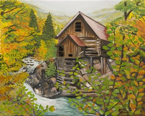Crystal Hideaway by Janis Cornish