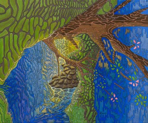 The Forth View by Janis Cornish