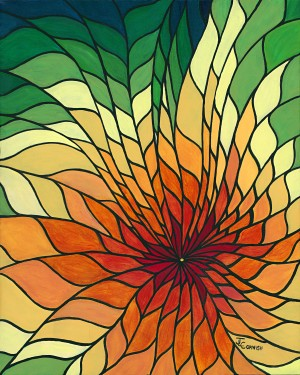 Radiance by Janis Cornish