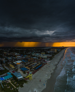 Summer Storms by Jim Brody