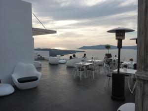 Terrace view by Joan