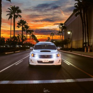 sunset vibes by Joel Tarin