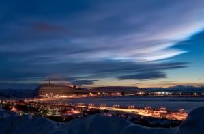 Nacreous clouds by Jonas Sundberg