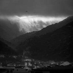 Where the sky begins by Jonas Sundberg