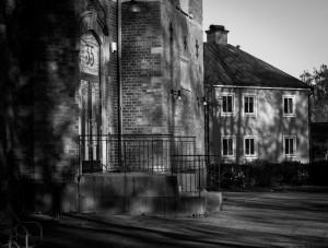 A forgotten corner by Jonas Sundberg