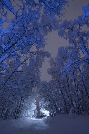 Blue passage by Jonas Sundberg