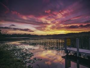 Michigan Lakes by Joshua Farewell