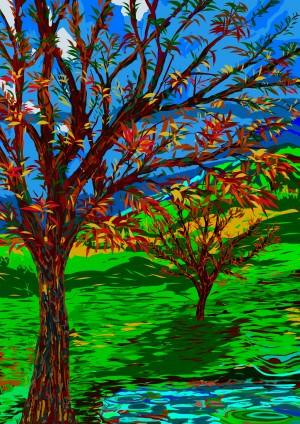 Autumn  by KJHArt