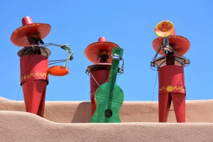 Mariachi Band Metal Sculpture Photograph by Katherine Lindsey Photography