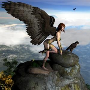 Sky Hunter by Kenneth T Parker
