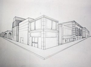 Architectural Drawing by Kyei Frimpong