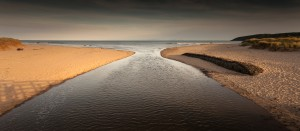 Oxwich Bay Swansea by Leighton Collins
