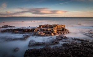 Town Bay Porthcawl by Leighton Collins