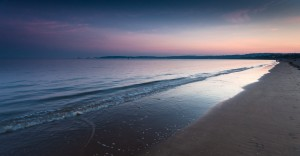 Swansea bay and Mumbles by Leighton Collins