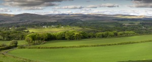 The Brecon Beacons National Park by Leighton Collins