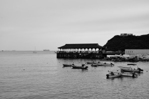 Pier by Leyre