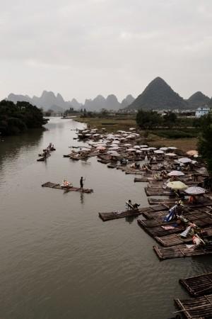 Li River by Leyre