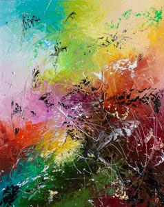 Fall colors fantasy 6 by Liubov Kuptsova