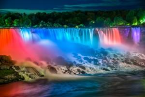 American Falls Niagara by Lrenz